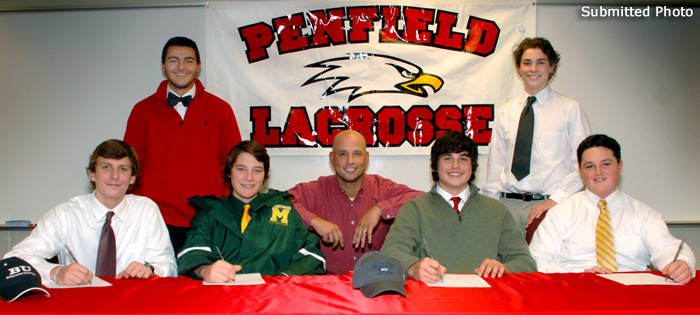 Penfield Signings