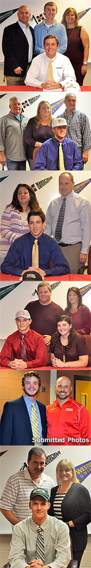 Penfield NLI signings