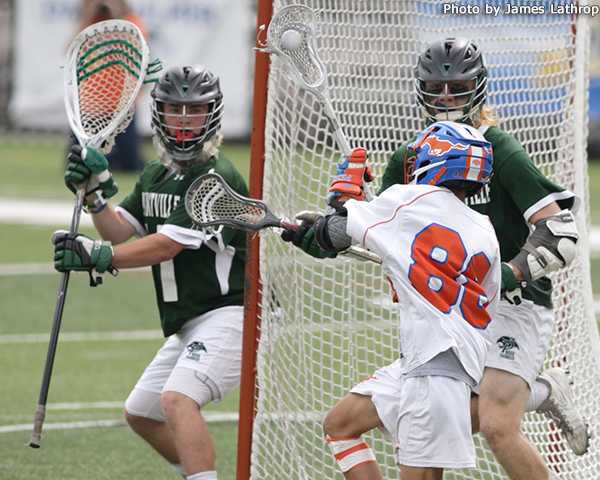 2018 Penn Yan vs Pleasantville NYS Final