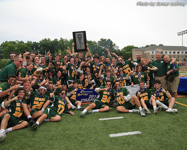 West Genny vs Ward Melville NYS Final