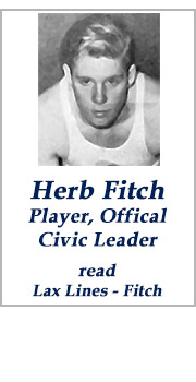 Herb Fitch on Lax Lines